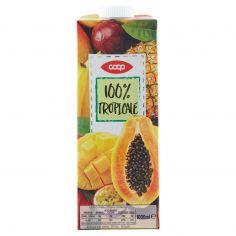 Coop-100% Tropicale 1000 ml