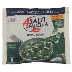 4 SALTI IN PADELLA-4 Salti in Padella Findus Spinaci Filanti 450g