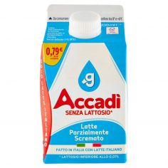 ACCADI'-Accadì Latte 1% di Grassi 500 ml