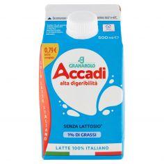 ACCADI'-Accadì Senza Lattosio* 1% di Grassi 500 ml