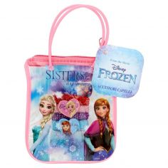 FROZEN-Accessori Capelli Disney Frozen Borsetta