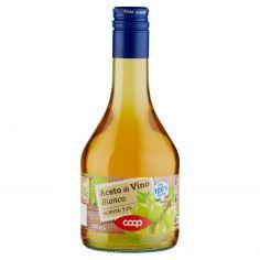 Coop-Aceto di Vino Bianco 500 ml