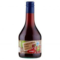 Coop-Aceto di Vino Rosso 500 ml