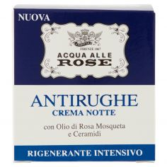 ACQUA ALLE ROSE-Acqua alle Rose Antirughe Crema Notte Rigenerante Intensivo 50 ml