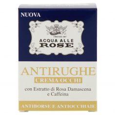 ACQUA ALLE ROSE-Acqua alle Rose Antirughe Crema Occhi Antiborse e Antiocchiaie 15 ml