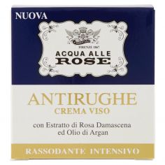 ACQUA ALLE ROSE-Acqua alle Rose Antirughe Crema Viso Rassodante Intensivo 50 ml