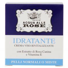 ACQUA ALLE ROSE-Acqua alle Rose Idratante Crema Viso Rivitalizzante Pelli Normali o Miste 50 ml