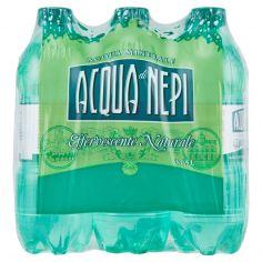ACQUA DI NEPI-Acqua di Nepi Acqua Minerale Effervescente Naturale Pet 6 x 0,5 L