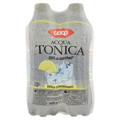 Coop-Acqua Tonica 4 x 500 ml