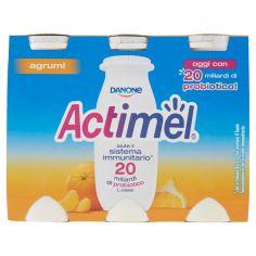 ACTIMEL-Actimel agrumi 6 x 100 g
