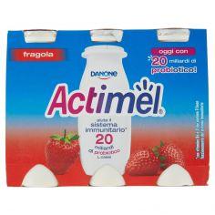 ACTIMEL-Actimel fragola 6 x 100 g