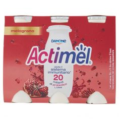 ACTIMEL-Actimel melograno 6 x 100 g