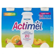 ACTIMEL-Actimel multifrutti 6 x 100 g