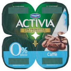 ACTIVIA-Activia 0% Grassi Caffè 4 x 125 g