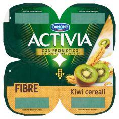 ACTIVIA-Activia Fibre Kiwi cereali 4 x 125 g