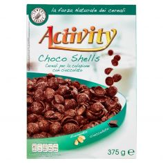 Activity Choco Shells 375 g