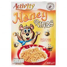 Activity Honey Rings 500 g