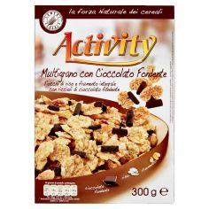 Activity Multigrano con Cioccolato Fondente 300 g