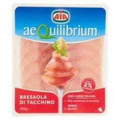 AEQUILIBRIUM-Aia aeQuilibrium Bresaola di Tacchino 100 g
