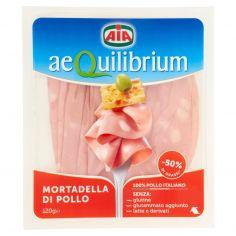 AEQUILIBRIUM-Aia aeQuilibrium Mortadella di Pollo 120 g