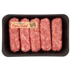 AIA-Aia Carne al Fuoco Salsiccia Fresca 0,500 kg