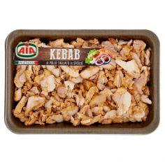 AIA-Aia Kebab di Pollo Tagliato in Sfoglie 0,350 kg