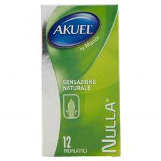 AKUEL-Akuel Nulla Profilattici 12 pz