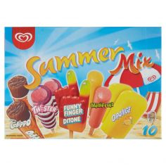 ALGIDA-Algida Summer Mix 10 gelati 604 g