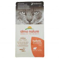 HOLISTIC-almo nature holistic Maintenance Adult Cat con Pesce Azzurro Fresco 400 g