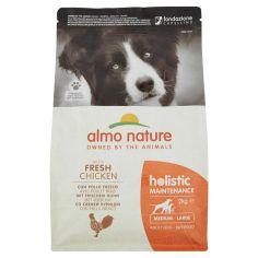 HOLISTIC-almo nature holistic Maintenance Medium-Large Adult Dog con Pollo Fresco 2 kg