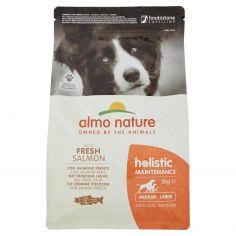 HOLISTIC-almo nature holistic Maintenance Medium-Large Adult Dog con Salmone Fresco 2 kg