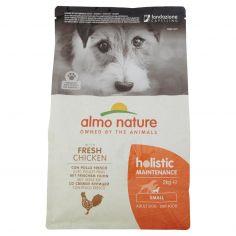 HOLISTIC-almo nature holistic Maintenance Small Adult Dog con Pollo Fresco 2 kg