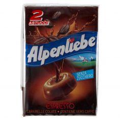 ALPENLIEBE-Alpenliebe Espresso 2 x 49 g