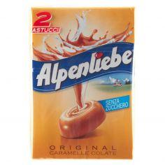 ALPENLIEBE-Alpenliebe Original caramelle colate 2 x 49 g