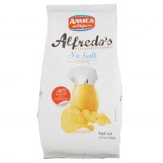 ALFREDO'S-Amica Chips Alfredo's No Salt 100 g