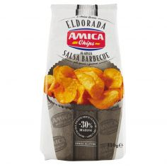 ELDORADA-Amica Chips Eldorada al Gusto Salsa Barbecue 130 g