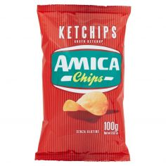 AMICA CHIPS-Amica Chips Ketchips 100 g
