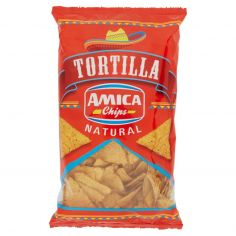 AMICA CHIPS-Amica Chips Tortilla Natural 200 g