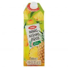 Coop-Ananas Agrumi Carota 1500 ml