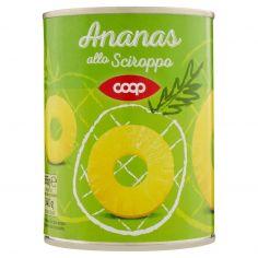 Coop-Ananas allo Sciroppo 565 g