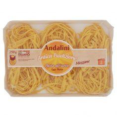 ANDALINI-Andalini Antica Tradizione Pasta all'uovo Mezzane 250 g