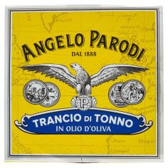 ANGELO PARODI-Angelo Parodi Trancio di Tonno in Olio d'Oliva 150 g