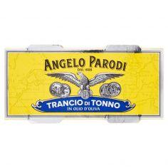 ANGELO PARODI-Angelo Parodi Trancio di tonno in olio d'oliva 2 x 90 g