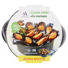 Angulas Aguinaga Cozze cotte alla marinara 400 g