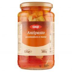 Coop-Antipasto accomodato a mano 530 g