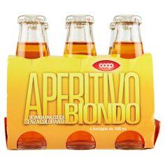 Coop-Aperitivo Biondo 6 x 100 ml