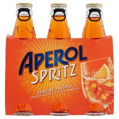 APEROL SPRITZ-Aperol Spritz 3 x 17,5 cl