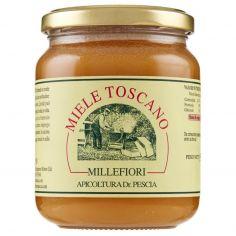 Apicoltura Dr. Pescia Miele Toscano Millefiori 500 g