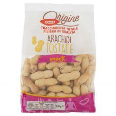 Coop-Arachidi Tostate 500 g