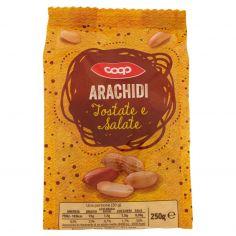 Coop-Arachidi Tostate e Salate 250 g